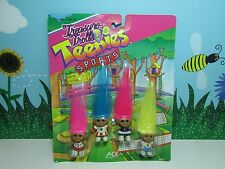 "ACE 2"" TREASURE TROLL SPORTS TEENIES - NEW IN PACKAGE"