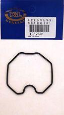 Honda XL100 CRF230F XR250R XR400R XR600 K&L 18-2681 Carburetor Float Bowl O-ring