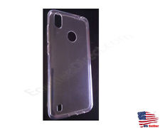 Soft Slim Tpu Case Cover For Visible Zte Blade A7 Prime 2019 Z6201V Cell Phone