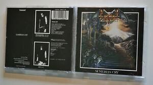 Tiamat - Sumerian Cry (CD) - ORG Metalcore repress - NM/VG