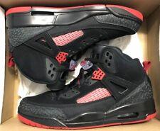 Air Jordan Spizike Mens Size 11.5 Black Red Bred