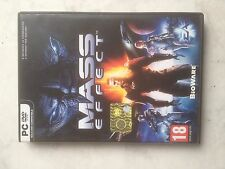 Mass Effect 1 PC originale in Italiano(manuale testi e audio)