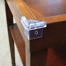 Dreambaby Clear Plastic Corner Cushions 4 pk