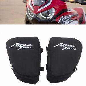 2*Tool Guard Bar Bag Waterproof For Honda CRF 1100L CRF1100L Africa Twin 2020