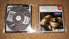 "George Michael Amazing Freeek! '04 3"" Pock it! CD 2 Tracks Album Version / Wham!"