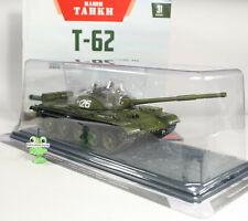 1:43 Tank T-62 USSR Panzer russian Modimo Magazin №31 CA USSR UdSSR DDR