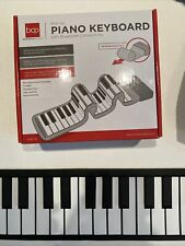 Roll Piano Piano Keyboard 49 Keys With Bluetooth Connectivity