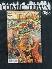 Thor #1 (Legacy #707) 1:10 Harren Connecting Variant Marvel First Appearance