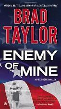 Enemy of Mine (Pike Logan) by Brad Taylor