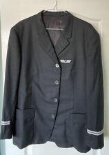 More details for el al israel airlines pilot first officers uniform jacket vintage 1960s air crew