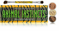 Bare Escentuals bareMinerals ANIMAL INSTINCTS 4-PC Eyecolor Kit Collection-NIB