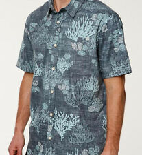 Jack O'Neill Reef Shirt (L) Dark Charcoal