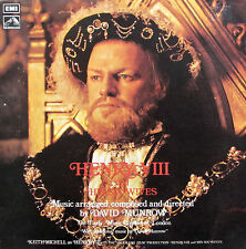 CSDA 9001 Enrique VIII y sus seis esposas David Munrow 1972 Excelente + insertar EMI