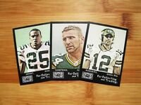 2008 Topps Mayo Green Bay Packers TEAM SET - Sterling Sharpe