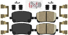 Disc Brake Pad Set-Rear Disc Front Autopartsource PTC923