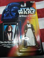 Lot Of 2 Star Wars Figures  Ben Obi Wan Kenobi  TPOTF  obi Wan Kenobi Episode 1