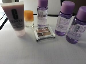 Lot of 6 Clinique Products Travel/Sample Sizes
