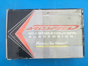 Arospeed 660032 Adjustable Coilover 95 96 97 98 99 Eclipse Talon Avenger Sebring