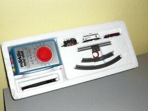 Märklin 8163S - Startpackung Assugrin mit Sonderwagen - (055-931) - gebr. - TOP