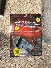 Star Trek Innerspace Series Excelsior-Class Starship Mini Playset Playmates NIP