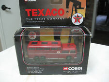 Corgi Texaco Scenicruiser Texas Pipeline Fire Heroes Crew Bus - Cs90005 Nib