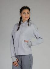 Adidas Zne2 Pulse Felpa Donna Grigio L (j2s)