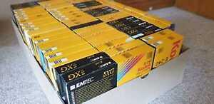 73 VHS Videokassetten E240 Leerkassetten Video -bespielt-