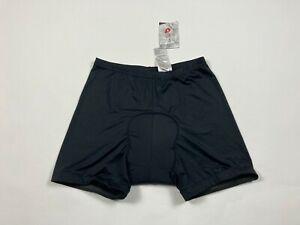 Men's Baleaf Padded Cycling Shorts Size L Large Athletic Black Compression #606