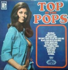 *WOW LOOK TOP OF THE POPS ALBUM LP VOL 15 1971 SEXY GIRL COVER 1970S