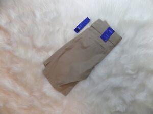 New Apt 9 Brynn Millennium Bermuda Short Womens Size 4 Cumin Spice Tan 28 Waist