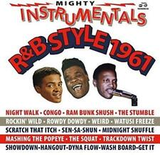 Mighty Instrumentals R&B-Style 1961 - Various (NEW 2CD)
