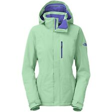 The North Face Jeppeson Jacket Waterproof Insulated Ski Jacket, Green NWT! M
