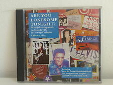 CD ALBUM THE 101 STRINGS ORCHESTRA Are you lonesome tonight PRESLEY EMPRCD009