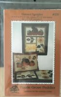 Harvest Sampler Quilt Pattern 339 Prairie Grove Peddler