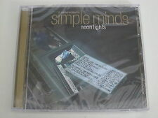 SIMPLE MINDS/NEON LIGHTS(EAGLE RECORDS+RED INK WK55944) CD ALBUM
