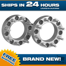 Ford F350 Wheel Spacers - Ford Dually Wheel Spacers - 8 lug - 8x200 - 2 inch