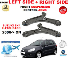 FOR SUZUKI SX4 FRONT LOWER SUSPENSION ARMS 2006-> EY GY LEFT and RIGHT HAND PAIR