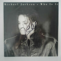 "Michael Jackson ‎– Who Is It (Patience Mix) - Maxi Vinyl 12 "" - 33 ⅓ RPM - 1992"