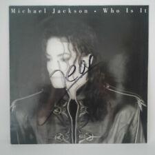 """Michael Jackson – Who Is It (Patience Mix) - Maxi Vinyl 12 """" - 33 ⅓ RPM - 1992"""