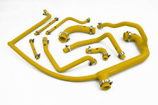 Silicone Coolant Hoses fit Land Rover Defender 300TDI Stoney Radiator Yellow