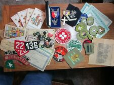 Boy Scout Collection of 1942 Eagle Scout of Illinois - MUST VIEW A PICS!
