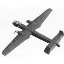 RC-Plano de edificio Junkers Ju 288 modellbau plan de modelismo