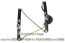 Window Lifter Bmw Series 3 E46 04/'98-06/'05 Front Electric 5 Doors Left Side
