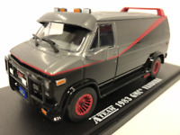 The A Team (1983-87 TV Series) - 1983 GMC Van Greenlight 1:43 Scale