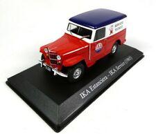 IKA Estanciera Service (1965) 1/43 Voiture Miniature SALVAT Model Car SA10