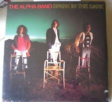The Alpha Band Spark in the Dark Ringo Starr 5 Drummers 33LP Album FactorySealed