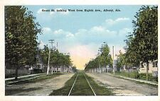 Albany,(Decatrur),Alabama,Grant St.Looking West from Eighth Ave,c.1918-30s