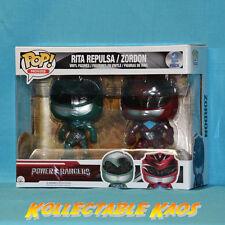 Power Rangers - Rita Repulsa & Zordon Pop! Vinyl Figure 2-Pack(RS)