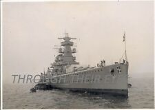DVD OF ORIGINAL PHOTO ALBUM FLEET REVIEW 1937 ADMIRAL GRAF SPEE HMS HOOD & OTHER