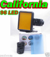 96 LED Video Light for Camera DV Camcorder Portable Lighting Lamp 5000-5800K